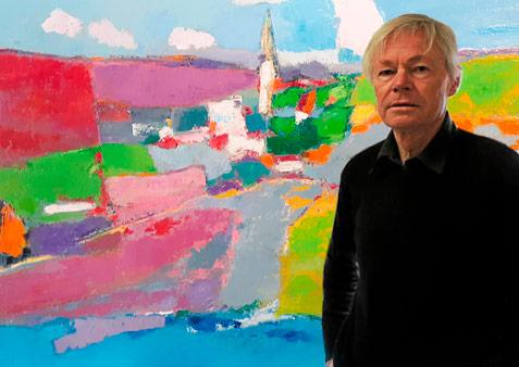Galerie de peintures Dominique C